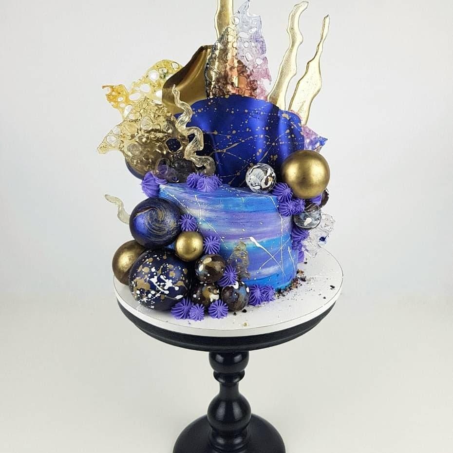Декор тортов
